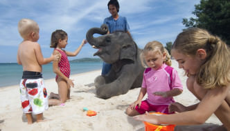 Best Phuket Family Friendly Resorts